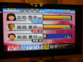 選挙ステーション 群馬4区 出口調査(実際は福田康夫が勝利)