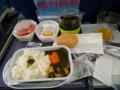 キャセイ・パシフィックの機内食