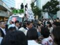 総裁選で、町村信孝さん   この数日後に入院・・・