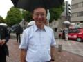 [笑顔の候補者]笑顔の谷垣禎一法務大臣