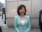 笑顔の野田聖子総務会長  瑞江で