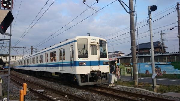 東武野田線(東武アーバンパークライン)