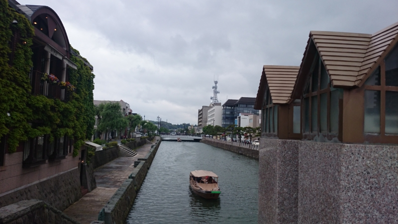 京橋からの眺め