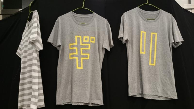 ギリTシャツ