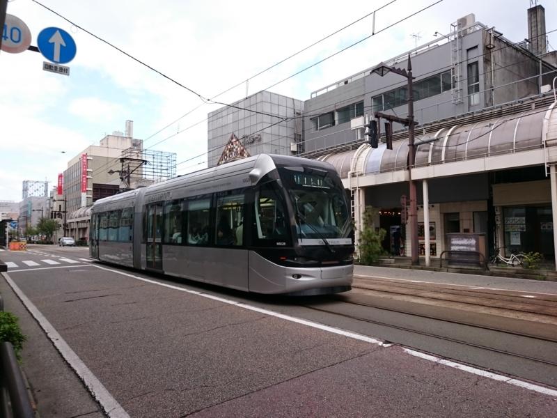 富山都心線(新型車両)