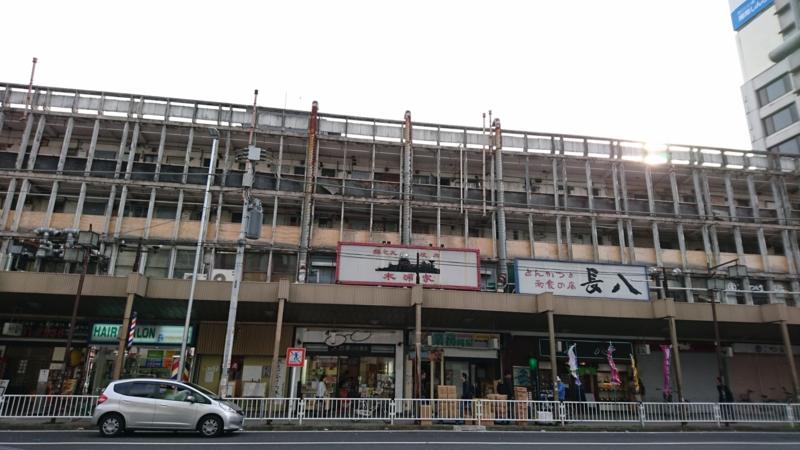 昭和レトロな建物