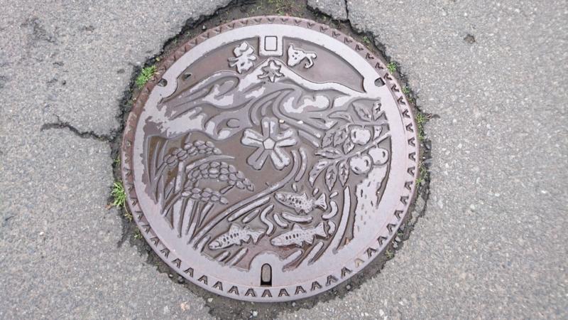 森県弘前市(岩木山、ミチノクコザクラ、岩木川)