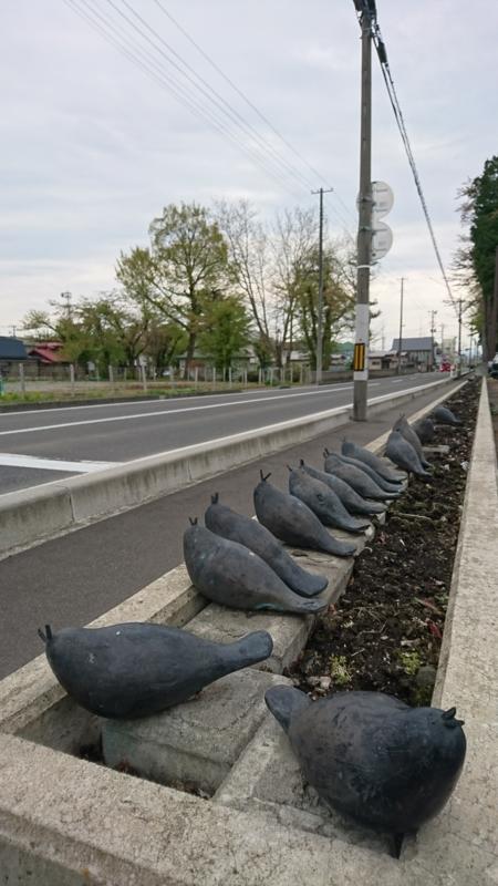 ヒヨコの駐車場
