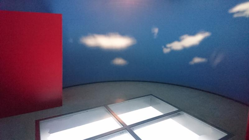天空の部屋