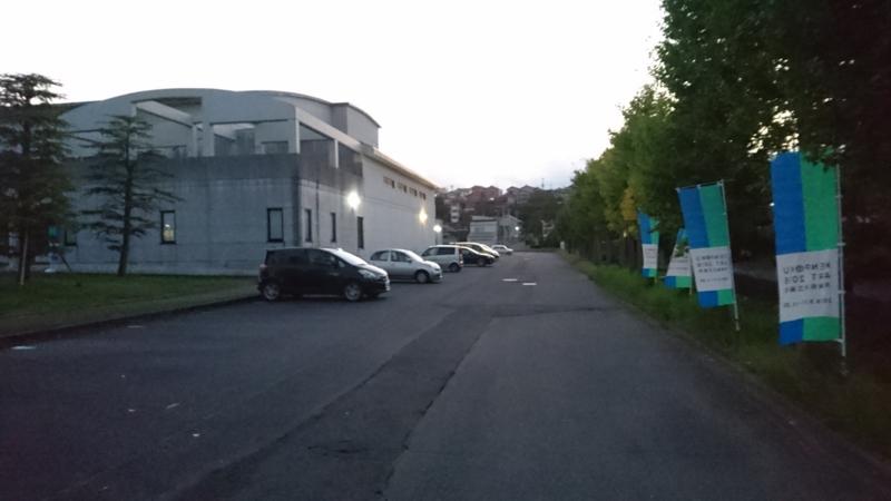 パルティホール駐車場の画像
