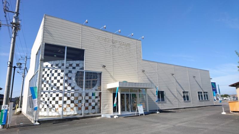 旧ゲームセンター