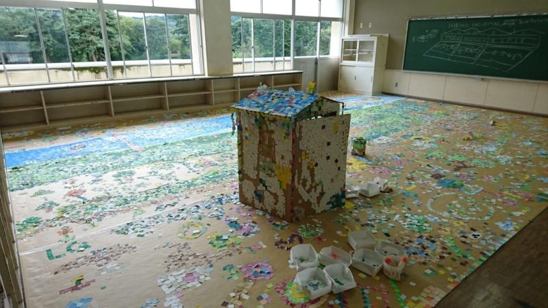 3・4年の教室