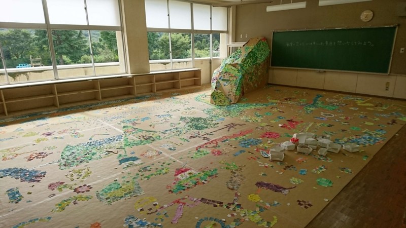 1・2年の教室