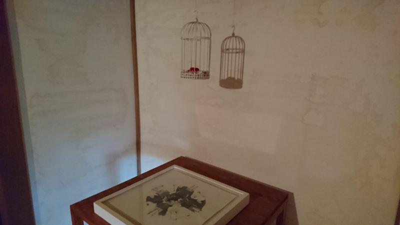 [B-01]サンドリーヌ・ルケ/紅毛先生の驚異の部屋