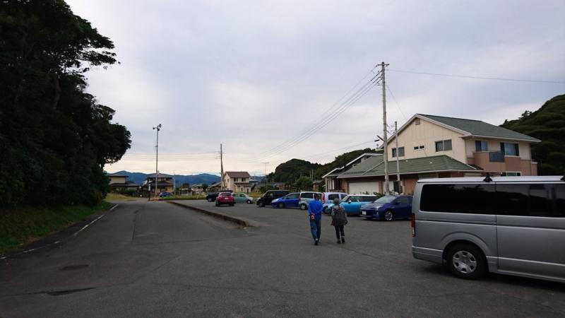 高戸小浜海岸駐車場のが画像