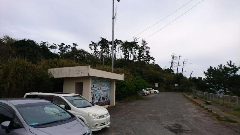小貝ヶ浜緑地駐車場の画像