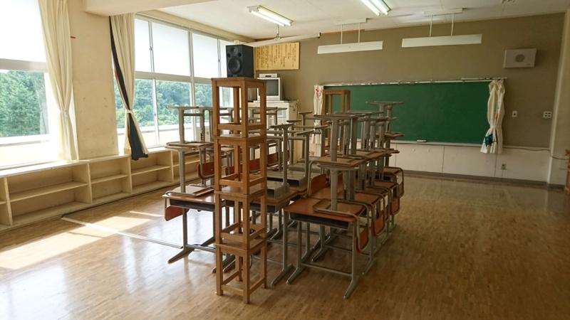 まなび3の教室