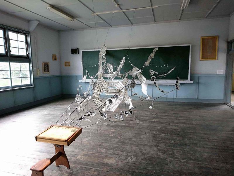 「教室/1988」/村上 郁