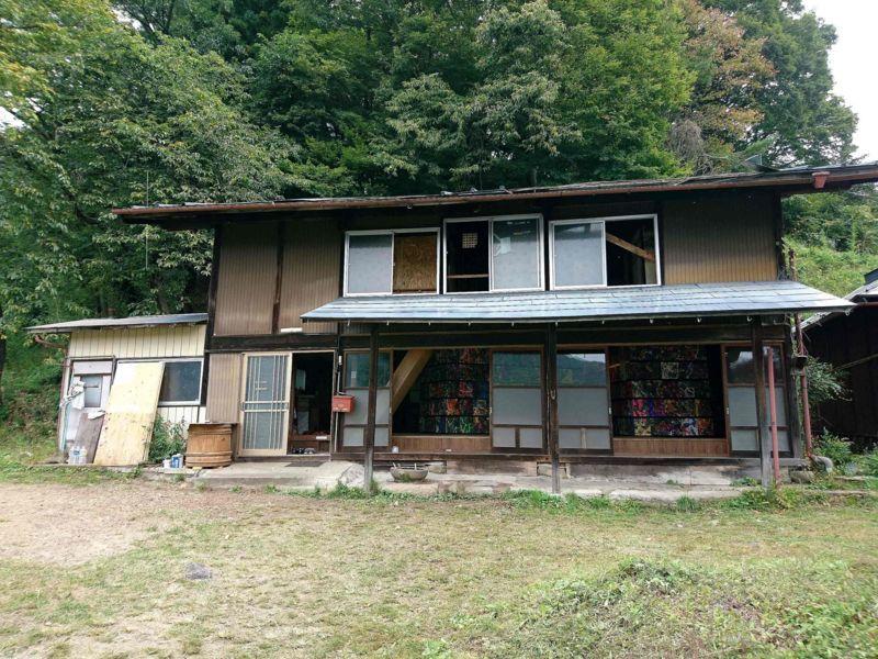 修験道の家