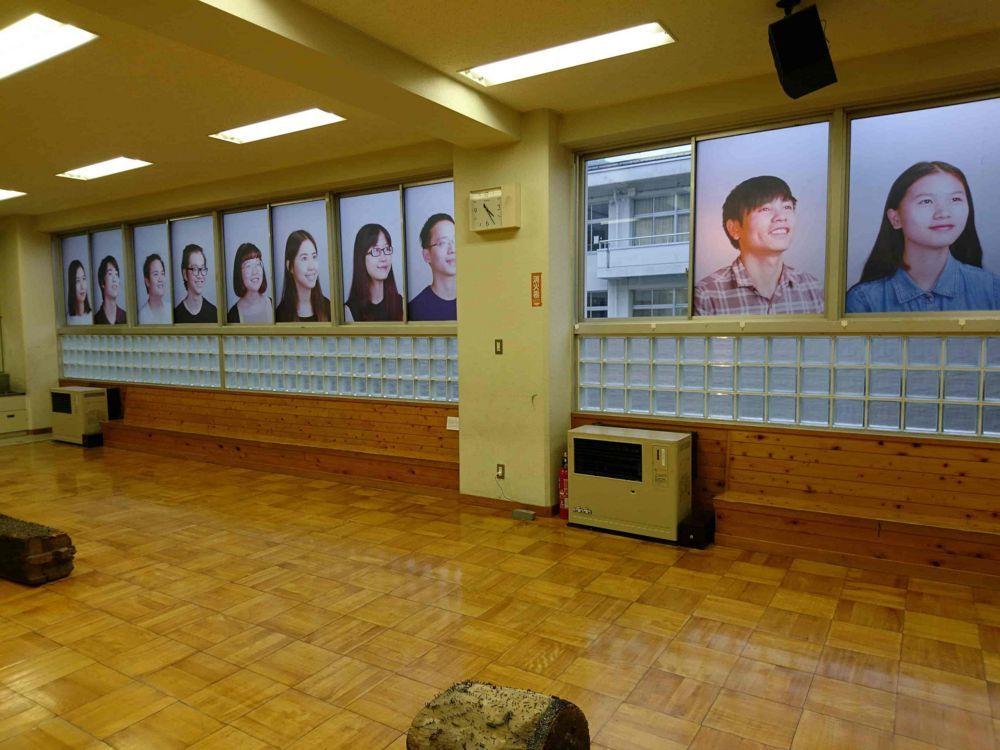 「笑顔を絶やさず2013-2017」/フォン・フォン+ル・ビャウビャウ