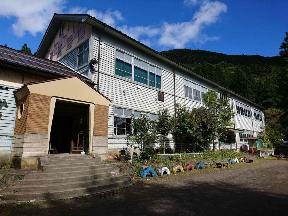 旧第三小学校