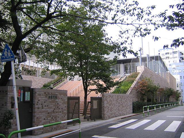 東京都女子-桜蔭校舎