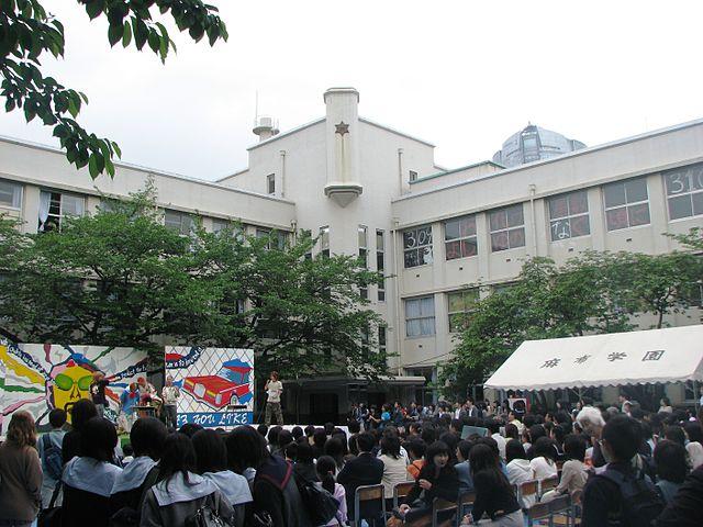 東京都男子-麻布校舎