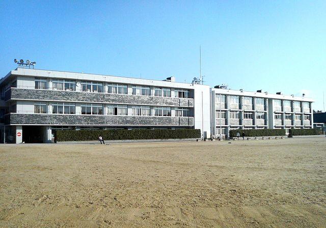 奈良県男子-東大寺学園校舎
