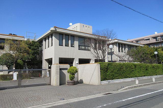 兵庫県男子-甲陽学院校舎