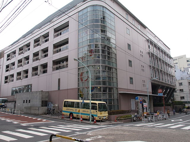 東京都共学-渋渋校舎