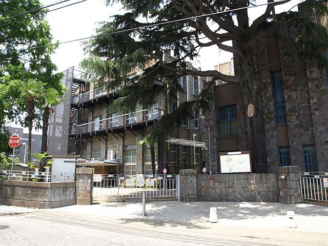 神奈川県女子-フェリス校舎