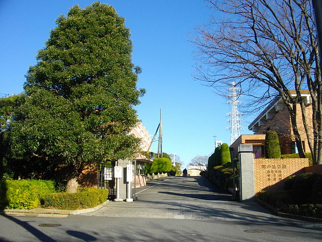 埼玉県女子-浦和明の星校舎