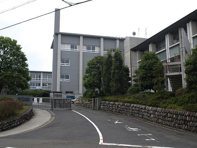 神奈川県男子-栄光学園校舎
