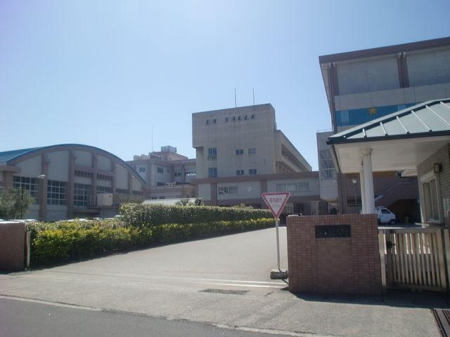 鹿児島県男子-ラ・サール校舎