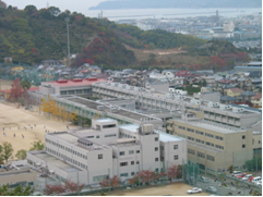 愛媛県共学-愛光校舎
