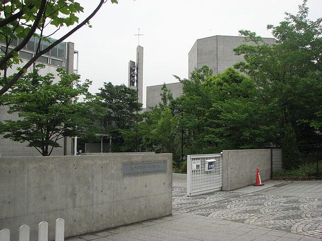神奈川県男子-サレジオ校舎