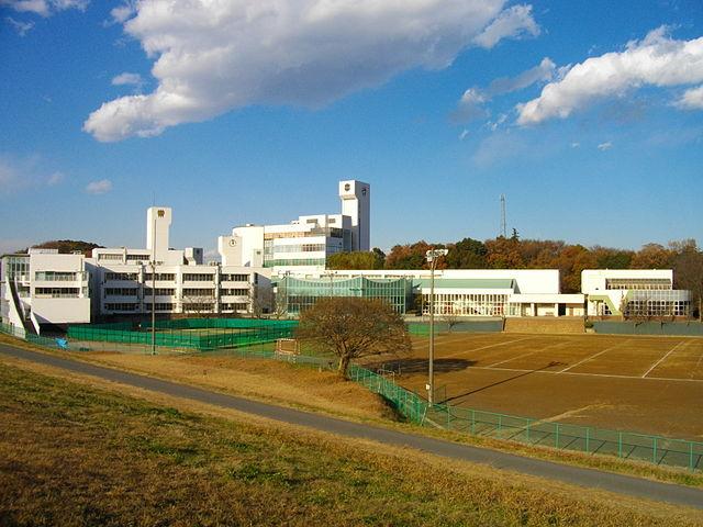 茨城県共学-江戸取校舎