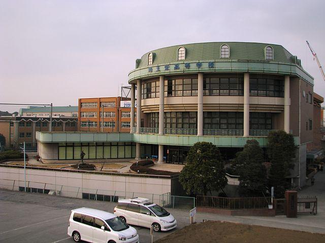 埼玉県共学-埼玉栄校舎