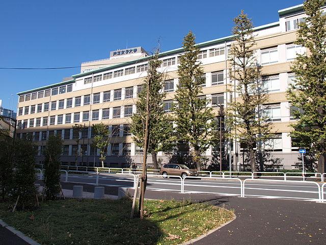 東京都女子-共立女子校舎