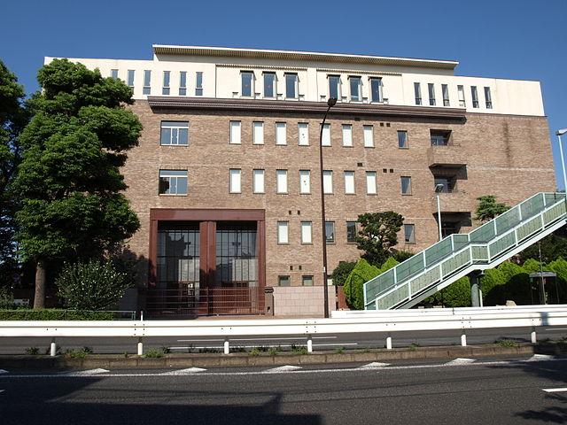 東京都女子-田園調布学園校舎