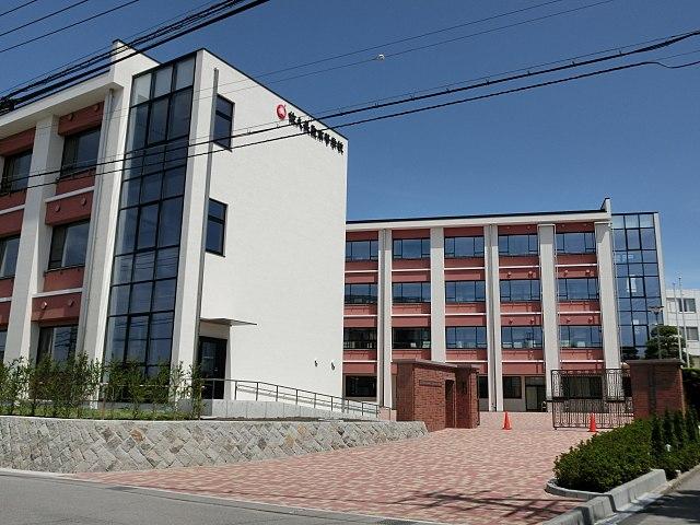 長野県共学-佐久長聖校舎