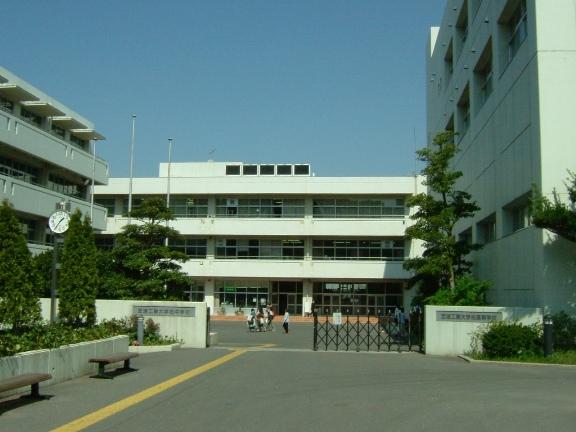 千葉県共学-芝柏校舎