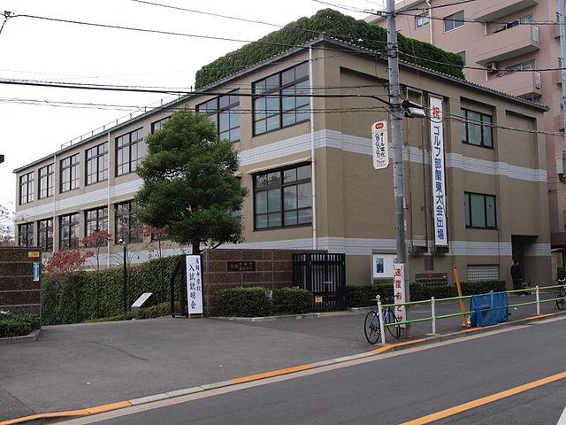 東京都男子-高輪校舎