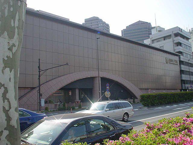東京都女子-品川女子校舎