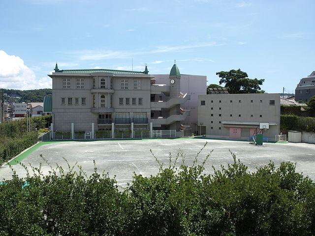 神奈川県女子-鎌女校舎