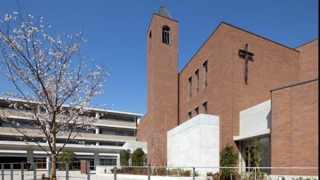 神奈川県男子-聖光学院校舎