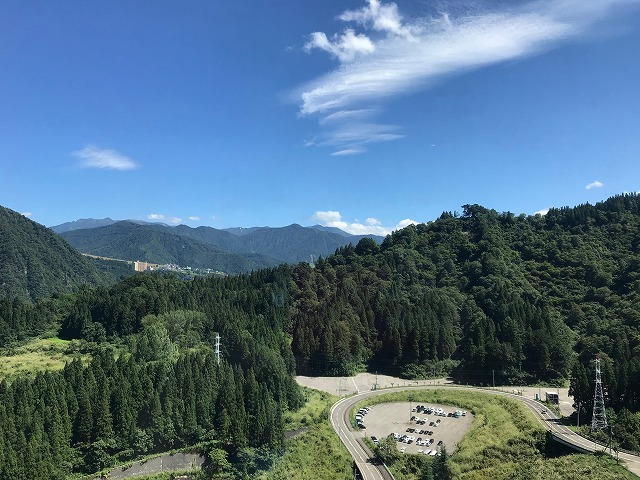 新潟 風景 ホテル