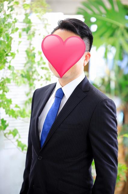 男性会員 プロフィール写真 K