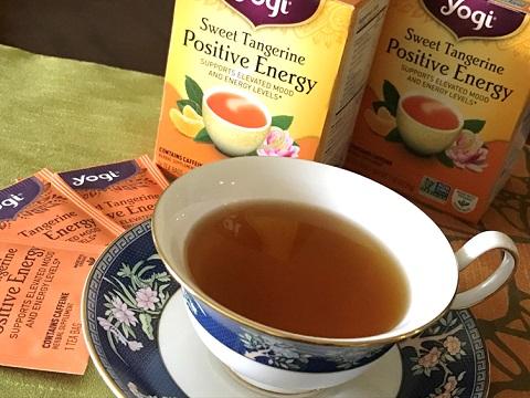 Yogi Tea ポジティブエナジー