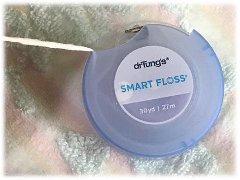 Dr. Tung's, スマートフロス  フロスの形状
